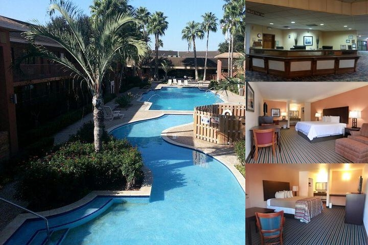 Palm Aire Hotel & Suites photo collage