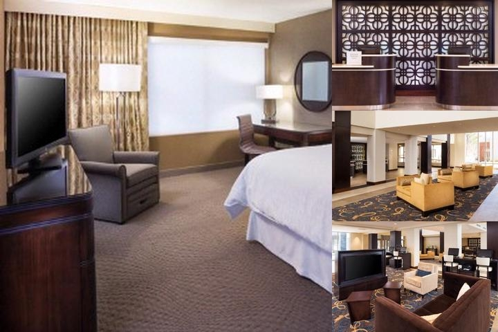 Sheraton Hartford South Hotel photo collage