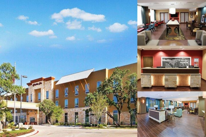 Hampton Inn Austin / Oak Hill photo collage