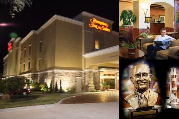 Hampton Inn & Suites Rockport Fulton photo collage