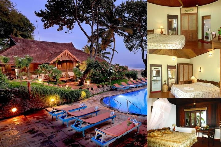 Somatheeram Ayurveda Resort photo collage