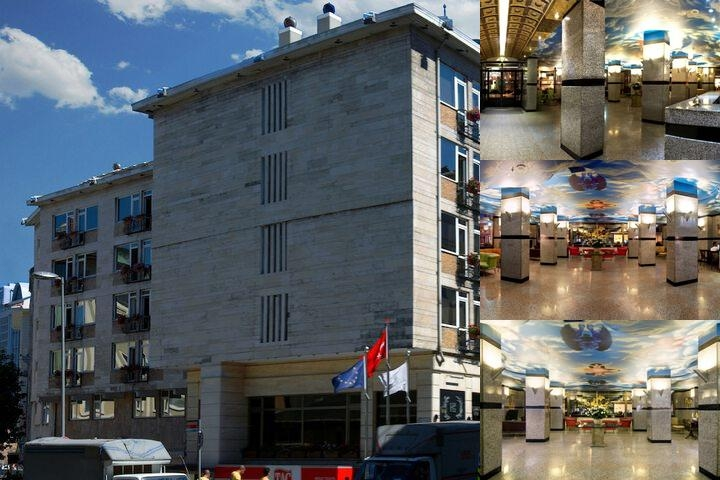 Hotel Buyuk Keban photo collage
