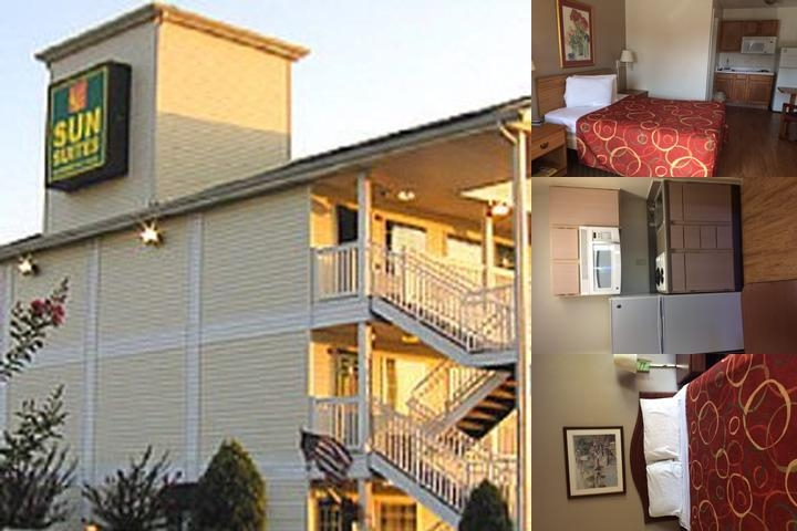 Sunsuites Extended Stay Hotels photo collage