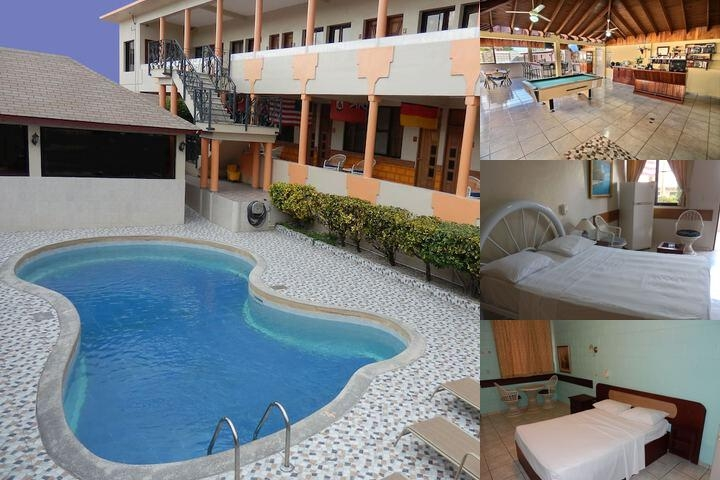 Hotel Garant & Suites photo collage