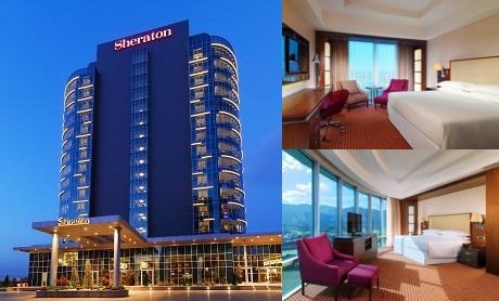 Sheraton Bursa Hotel photo collage
