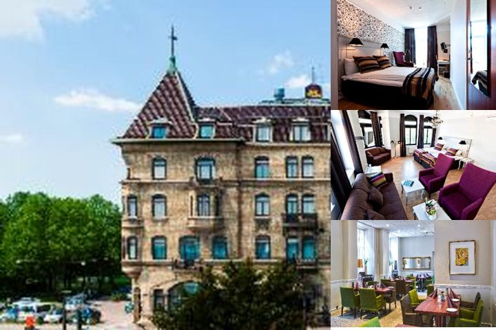 Best Western Plus Grand Hotel photo collage