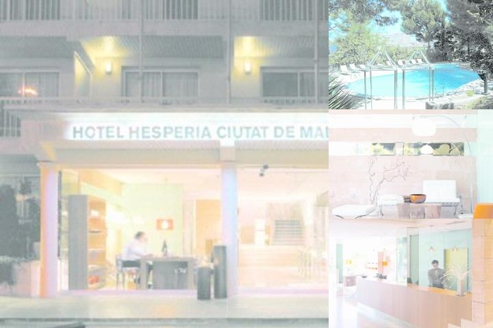 Hesperia Ciutat De Mallorca photo collage