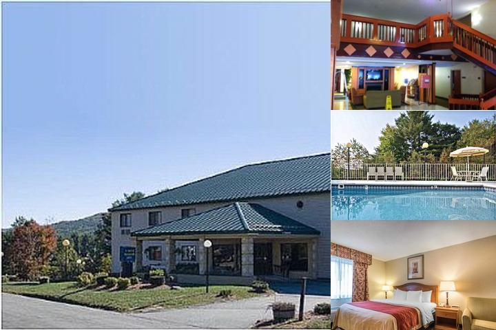 Comfort Inn Lakes Region photo collage