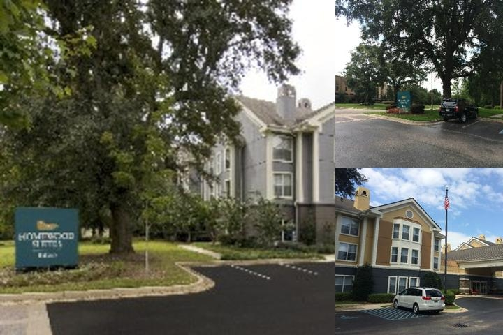 Homewood Suites Mobile photo collage