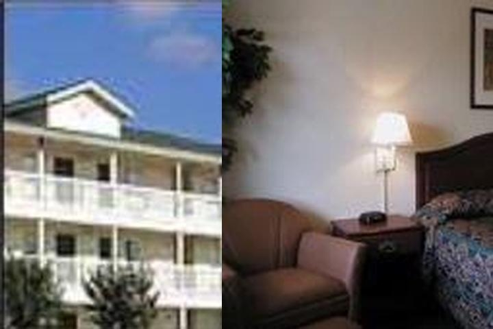 Sun Suites New Orleans Harvey photo collage