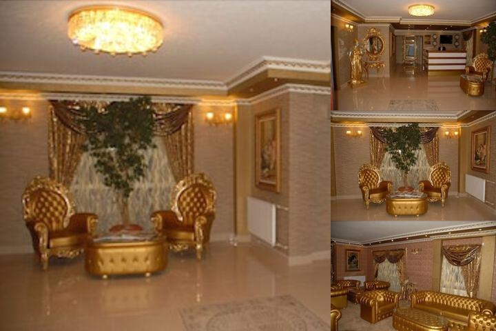 Golden Boutique Hotel photo collage