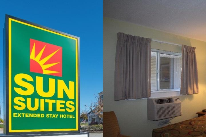 Sun Suites of Gainesville photo collage