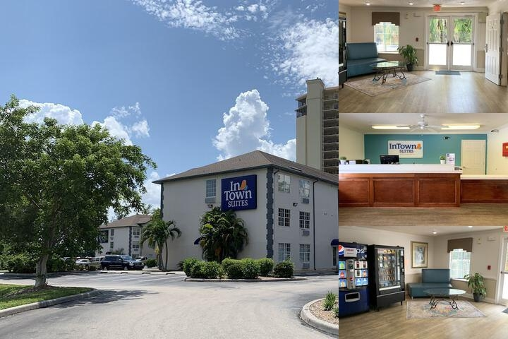 Crestwood Suites of Fort Myers photo collage