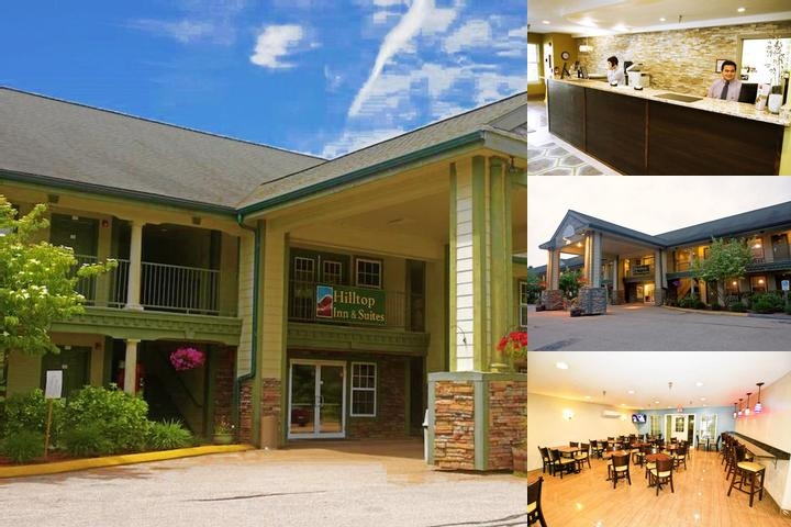 Hilltop Inn & Suites photo collage