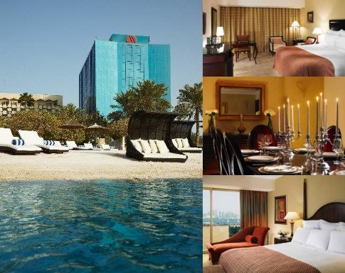 Doha Marriott photo collage