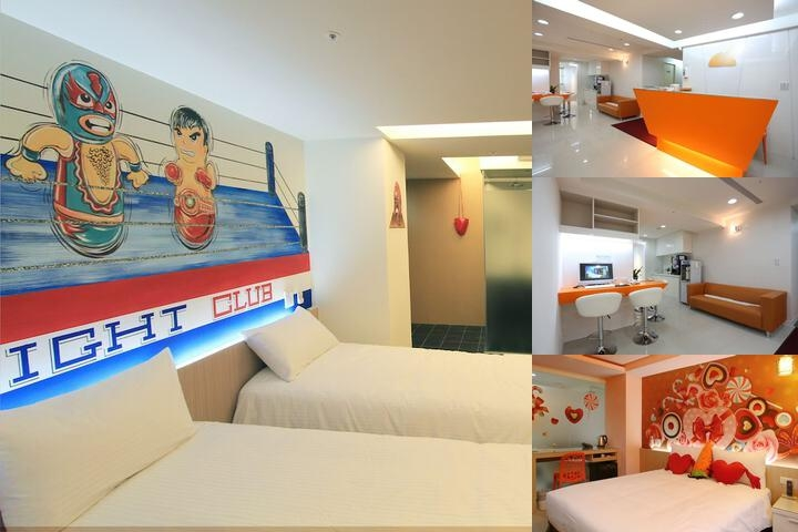 Morwing Hotel photo collage