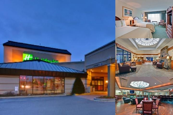 Holiday Inn Burlington photo collage