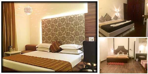 Hotel Sarin Inn photo collage