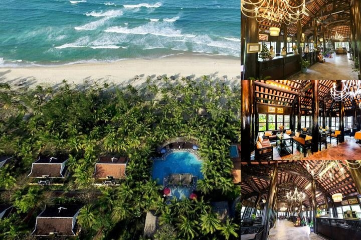 Le Belhamy Hoi An Resort & Spa photo collage