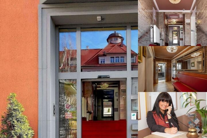 Hotel Burgschmiet photo collage
