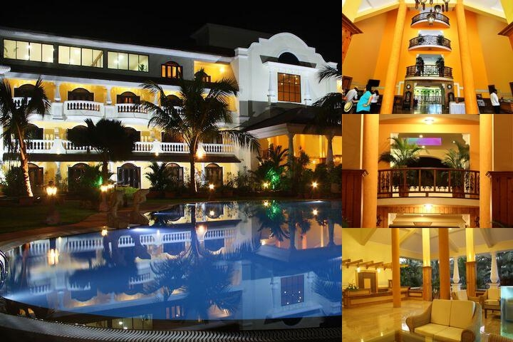 Joecons Beach Resort Goa photo collage