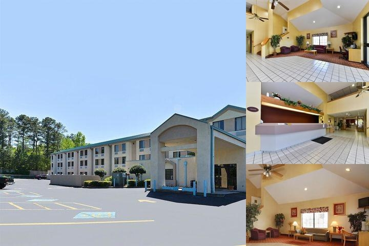 Sleep Inn Morrow photo collage