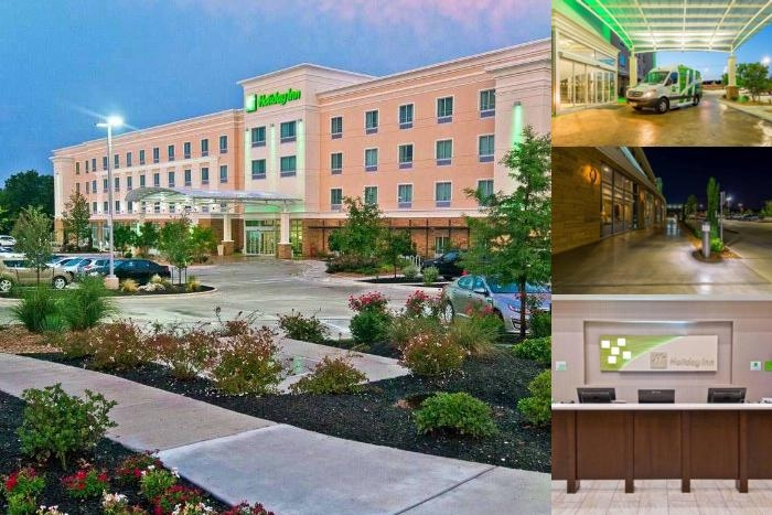 Holiday Inn Austin Airport photo collage