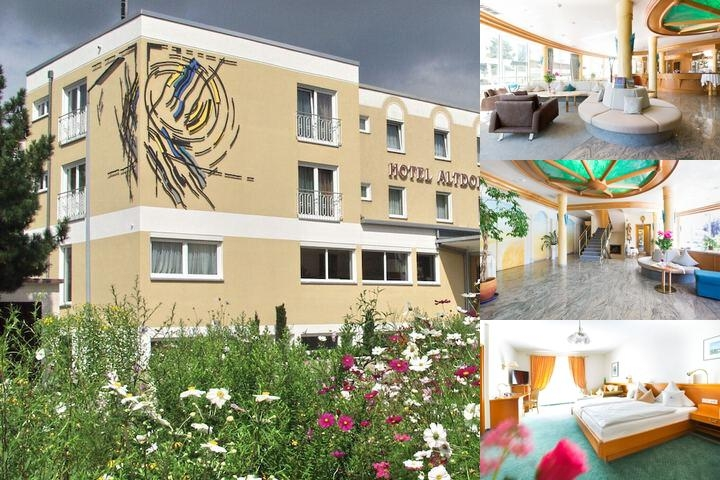 Akzent Hotel Altdorfer Hof photo collage