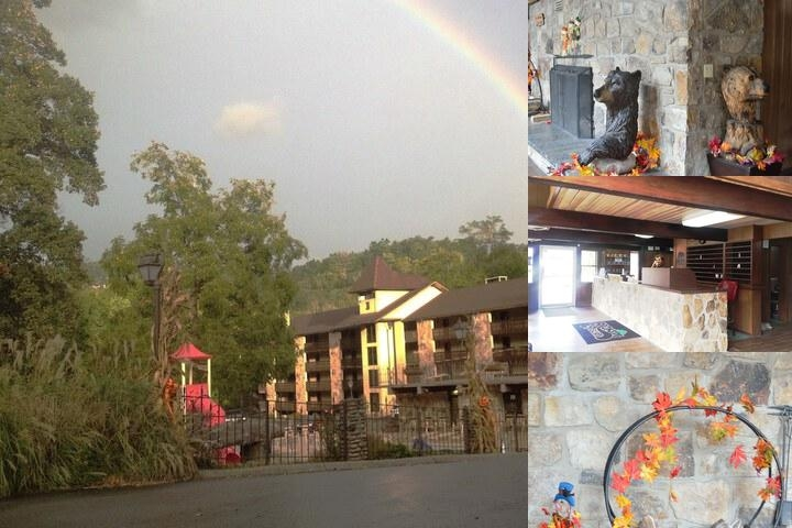 Brookside Resort photo collage