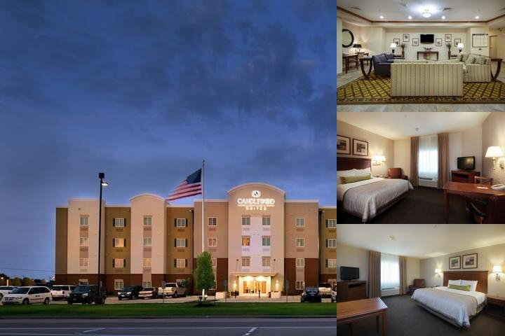 Candlewood Suites Fort Worth West photo collage