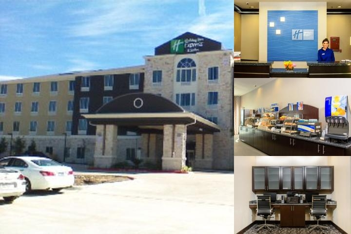 Holiday Inn Express & Suites Austin Nw Arboretum A photo collage