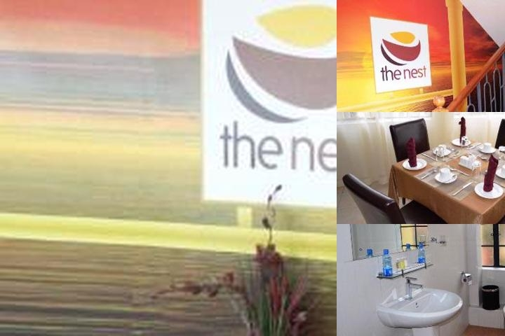 The Nest Hotel photo collage