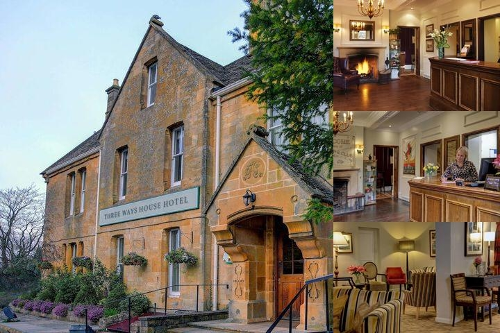 Three Ways House Hotel photo collage