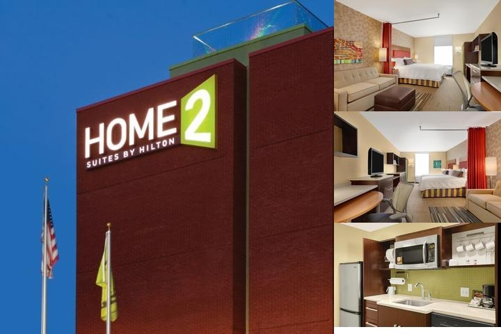 Home2 Suites Baltimore White Marsh photo collage