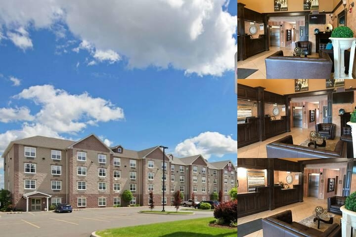Best Western Plus Fredericton Hotel & Suites photo collage
