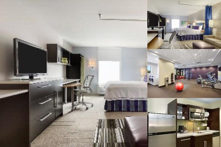 Home2 Suites by Hilton Philadelphia Convention Cen photo collage