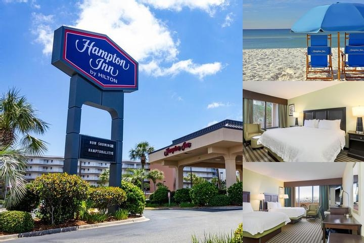 Hampton Inn Ft. Walton Beach photo collage
