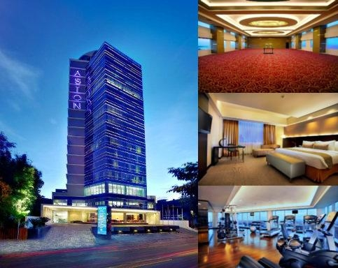 Aston Makassar Hotel & Convention Center photo collage