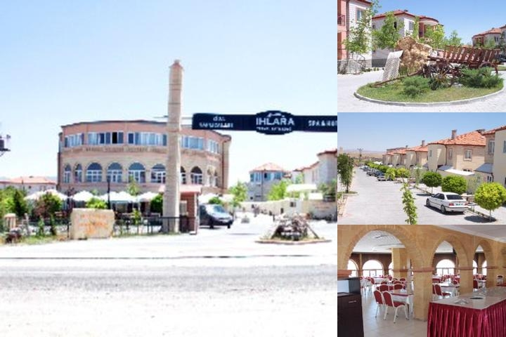 Ihlara Termal Otel photo collage