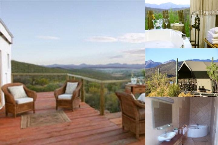 Le Petit Karoo Ranch photo collage