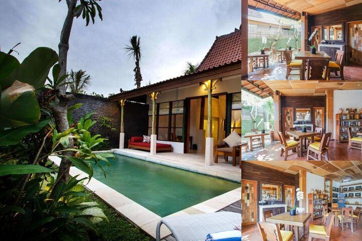 Alam Bidadari Seminyak Villas & Spa photo collage
