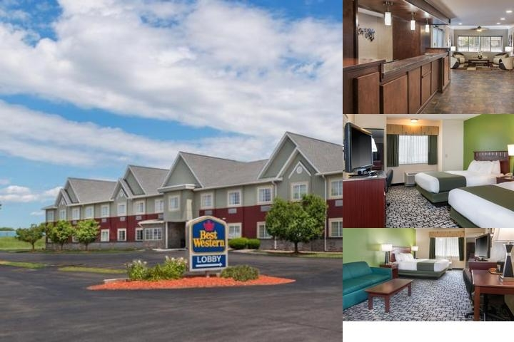 Best Western Crown Inn & Suites photo collage