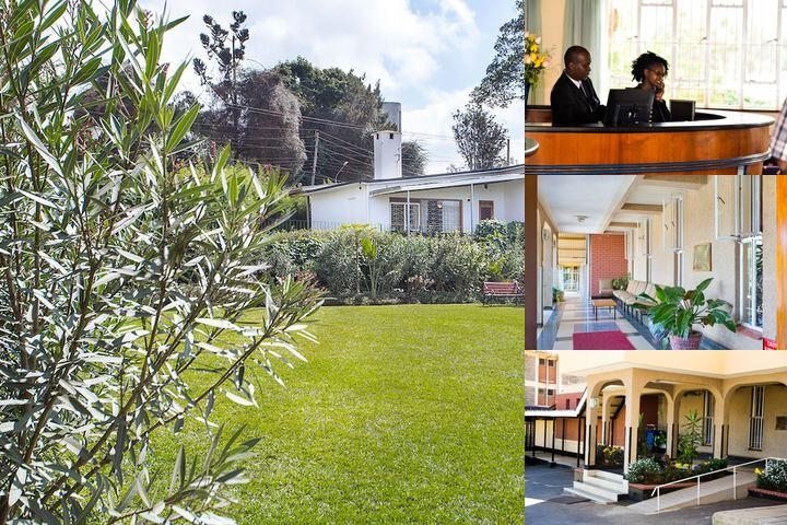 Methodist Guest House & Conference Centre photo collage