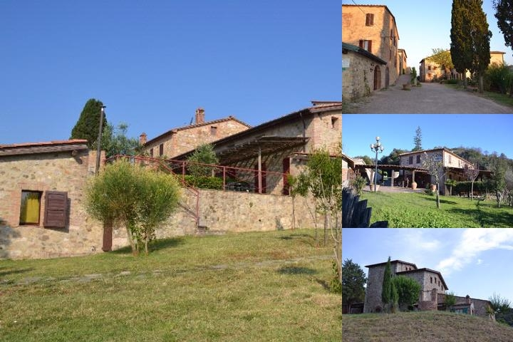 Fattoria Il Santo photo collage