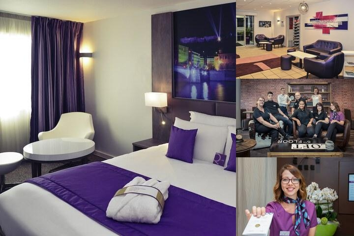 Mercure Lyon Est Chaponnay photo collage