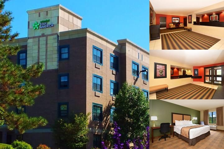 Extended Stay America Dearborn photo collage