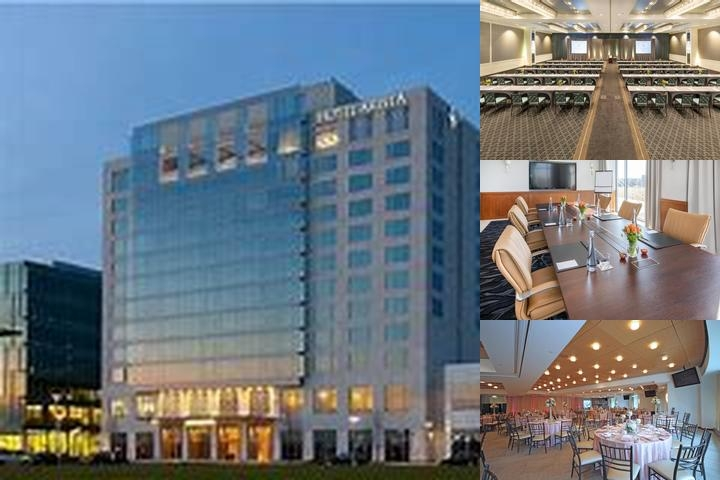 Hotel Arista photo collage