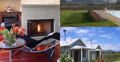Carneros Resort & Spa photo collage