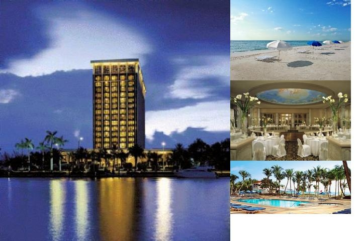 Miami Beach Resort & Spa photo collage