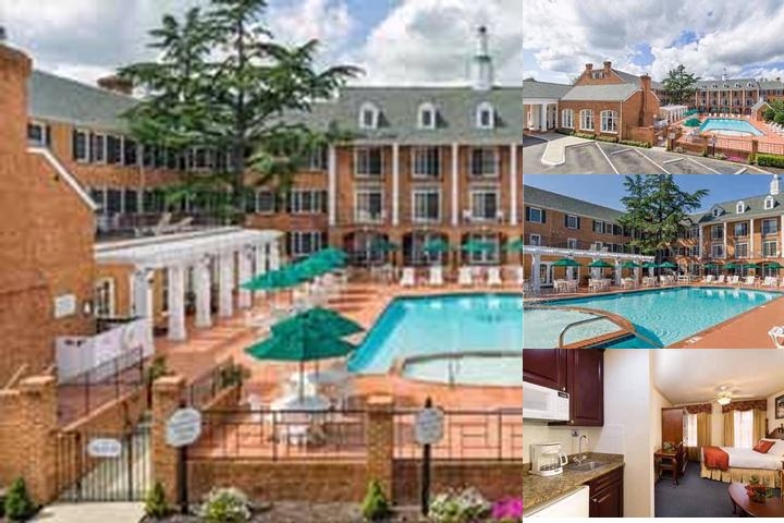 Westgate Historic Williamsburg Resort photo collage